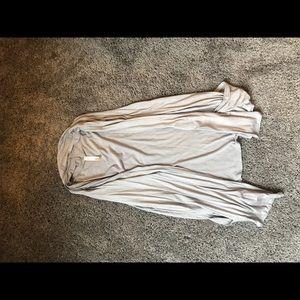 Flowy Vest - light grey
